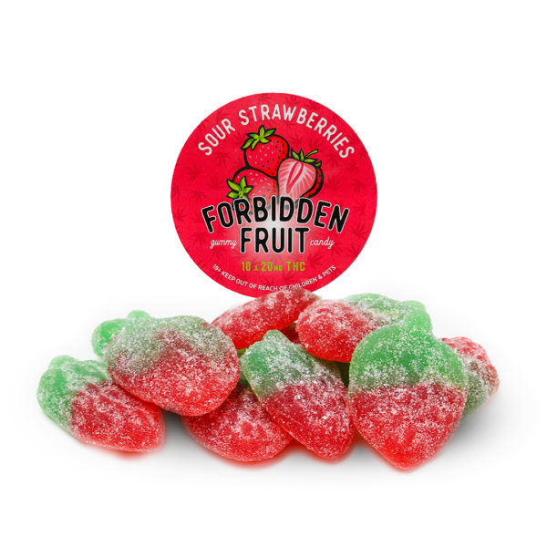 Strawberry Gummies