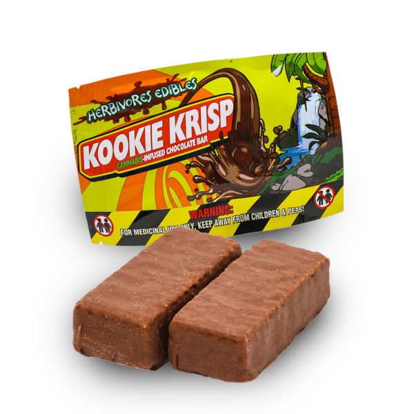 Kookie Krisp THC Edible