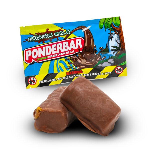Ponder Bar Thc Chocolate Bar Edible